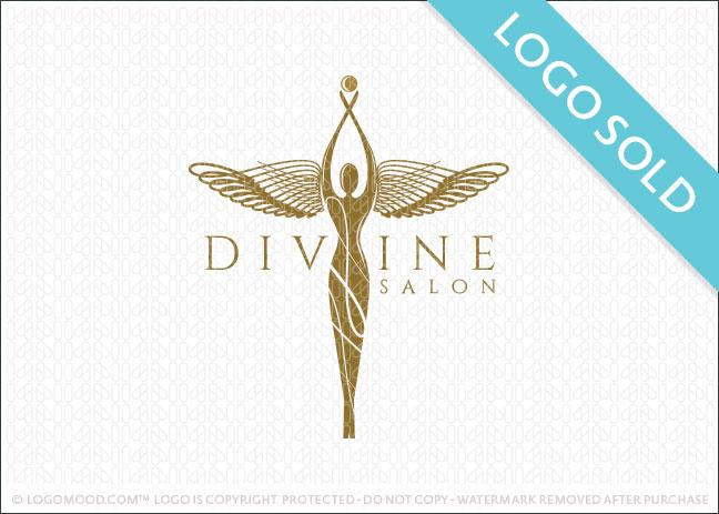 Divine Salon Logo Sold