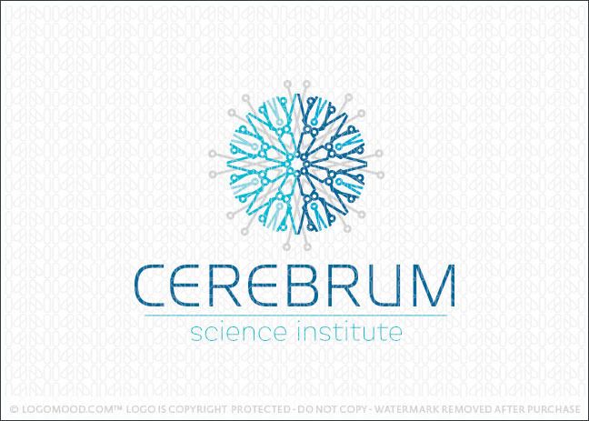 Cerebrum Brain Institute Company Logo For Sale