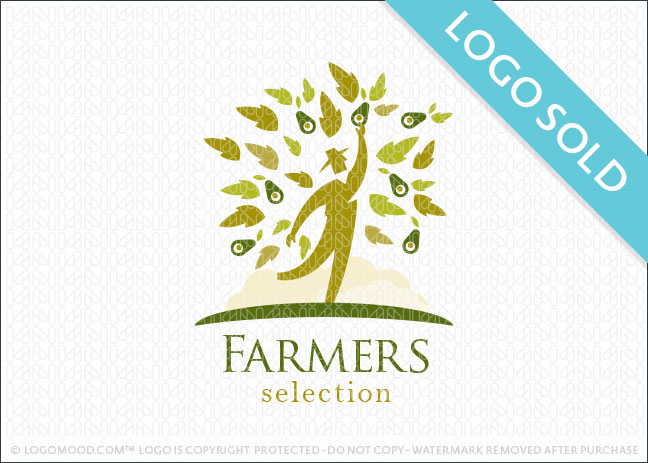 Farmers Selection Logo Sold