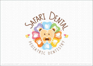 Safari Dental Lion