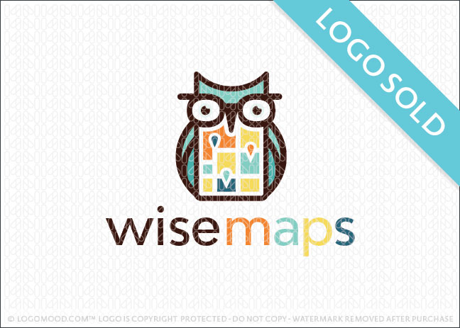 Wide Maps Logo Sold