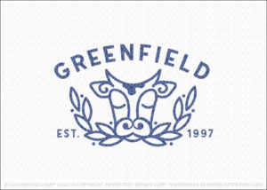 Greenfield Dairy Cow