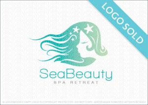 Sea Beauty Logo Sold