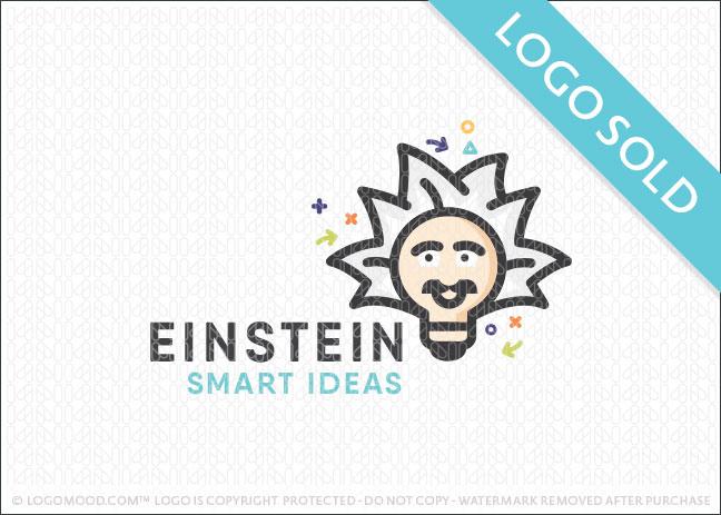 Einstein Smart Ideas Logo Sold