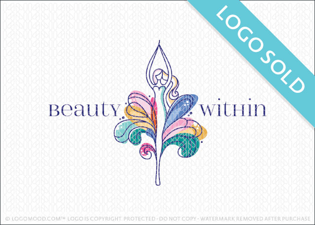 Beauty Within Logo Sold