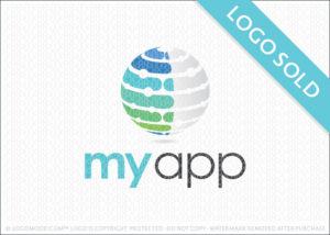 My Global App Logo Sold