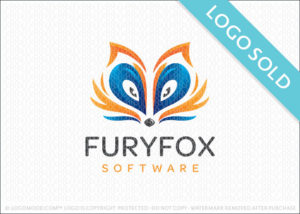 Fury Fox Software Logo Sold