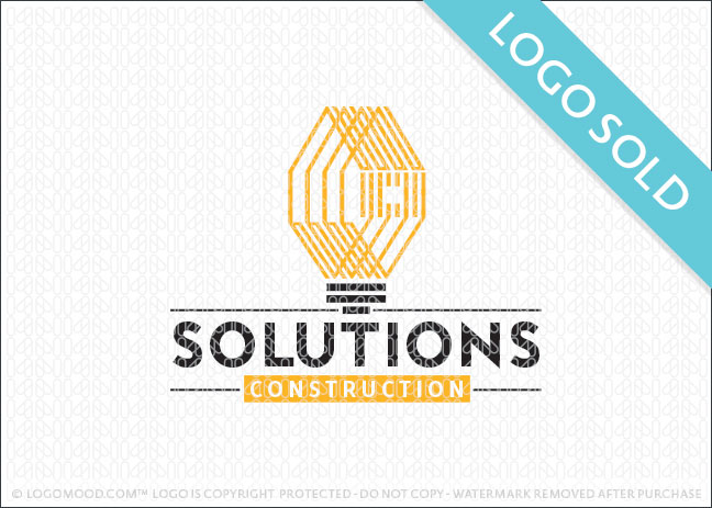 Solutions Constructions Logo Sold