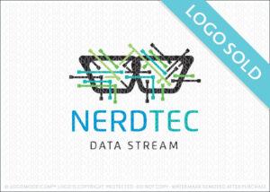 Nerd Tec Data Stream Logo Sold