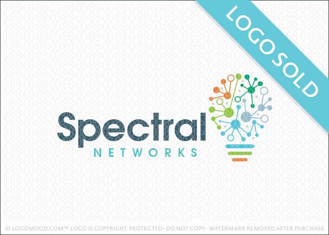 Spectral Networks Logo Sold