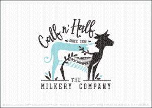 Calf n Half Milk