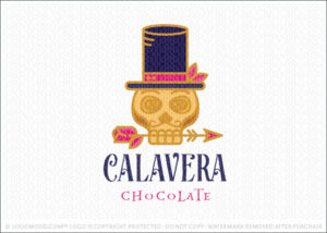 Calavera Chocolate
