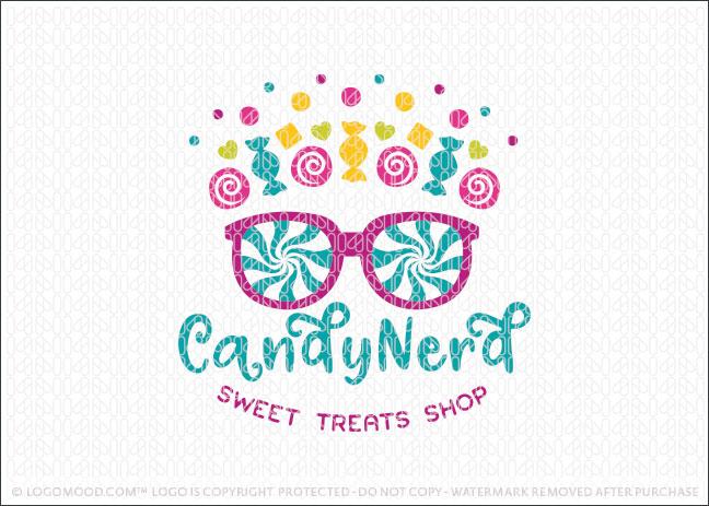 Candy Nerd Sweet Confectionary Candy Store