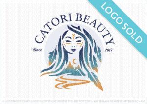 Catori Beauty Logo Sold