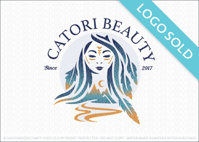 Catori Beauty Logo Sold