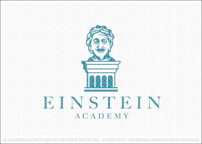 Albert Einstein Statue Academy School