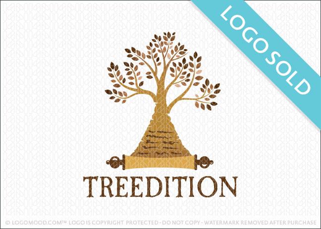 Treedition Logo Sold