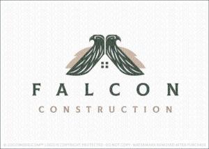 Falcon Home Real Estate ConstructionLogo For Sale