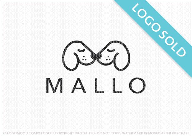 Mallo Dog Logo Sold