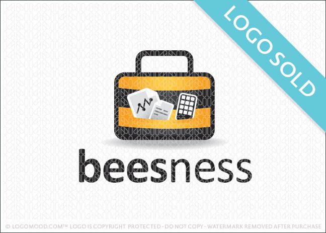 Beesness Logo Sold