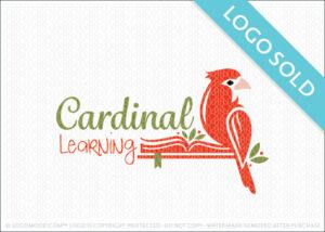 Cardinal Learning Logo Sold