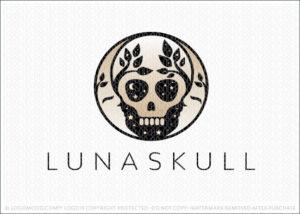 Luna Moon Skull