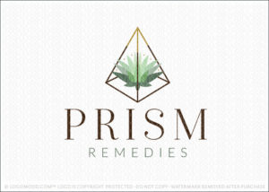 Prism Herbal Natural Remedies Logo For Sale