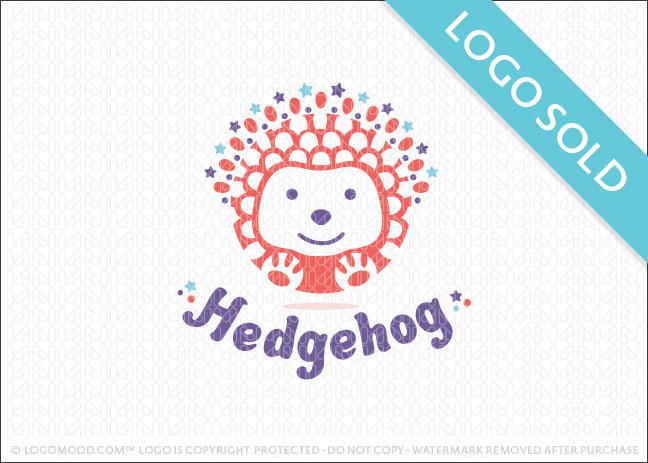 Hedge hog Logo Sold