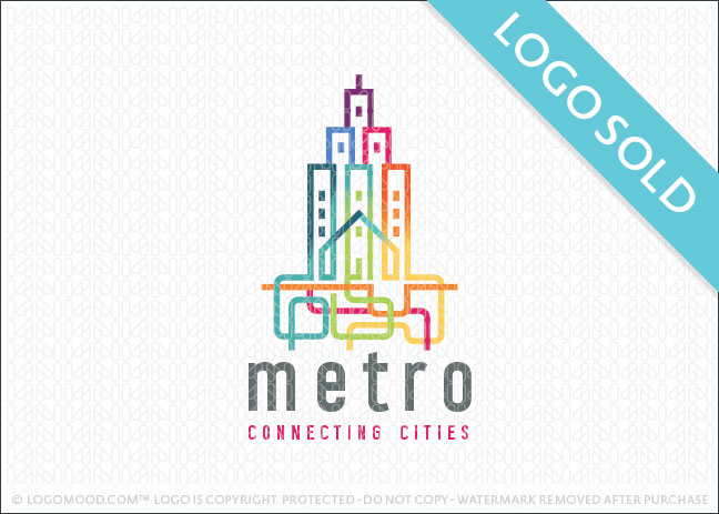 Metro Connecting Cities Logo Sold