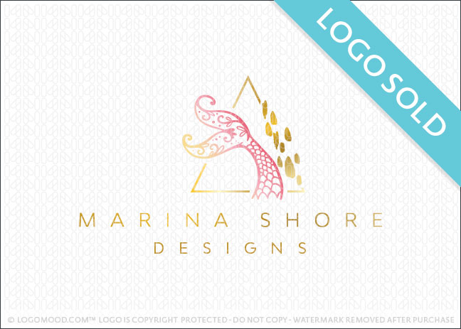 Marina Shore Designs Logo Sold
