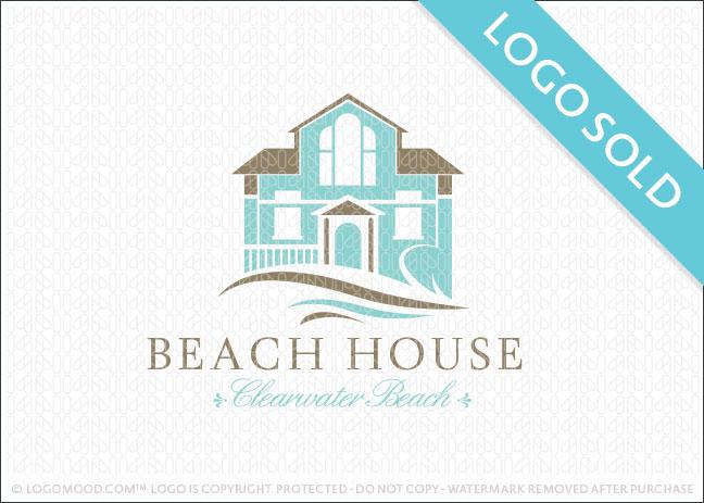 Beach House Logo Sold