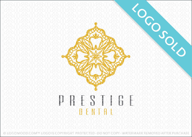 Prestige Dental Logo Sold