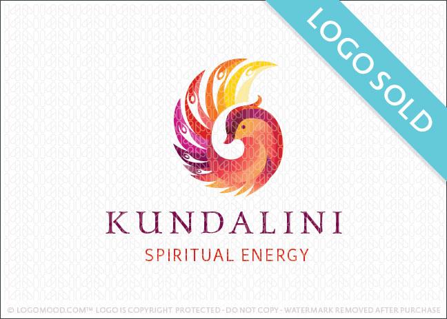 Kundalini Spiritual Energy Logo Sold