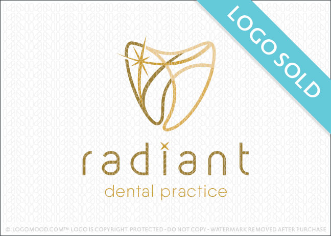 Radiant Dental Logo Sold