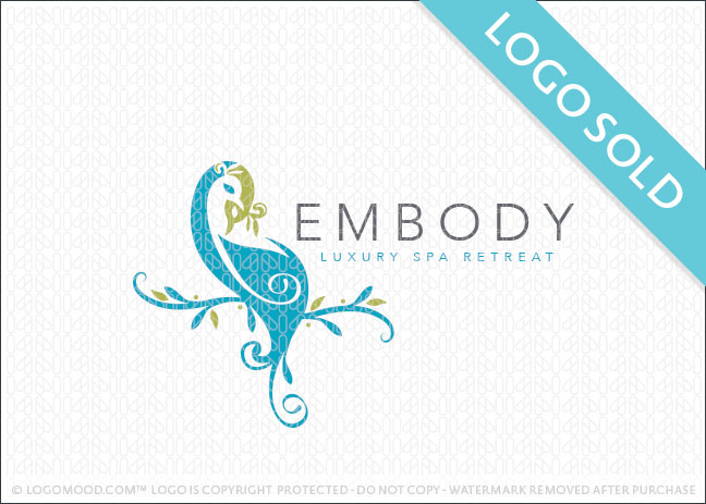Embody Peacock Logo Sold