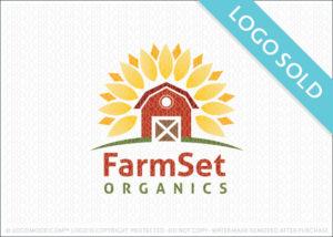 Farm Set Organics Logo Sold