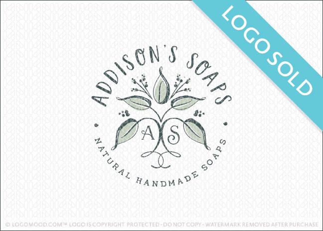 Addison's Soap Logo Sold