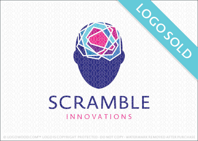 Scramble Innovations Logo Sold