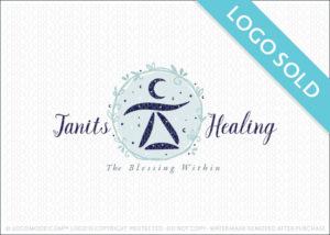 Tanits Healing Logo Sold