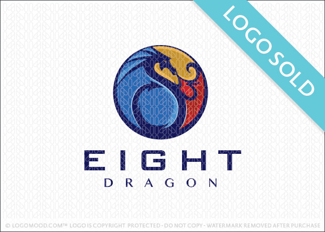 Eight Dragon Logo Sold