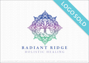 Radiant Ridge Holistic Ridge Logo Sold