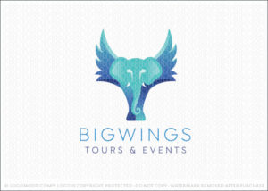 Big Wings Elephant