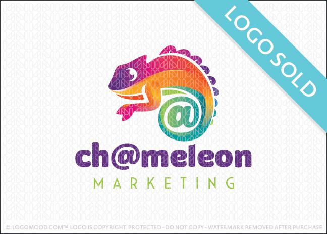 Chameleon Marketing LogoSold