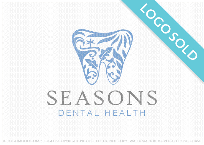 Seasons Dental Logo Sold