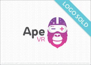 Ape VR Logo Sold