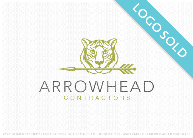 Arrowhead Contractors Logo Sold