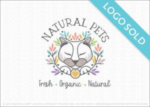 Natural Pets Logo Sold
