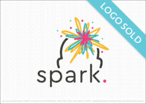Spark Mind Logo Sold