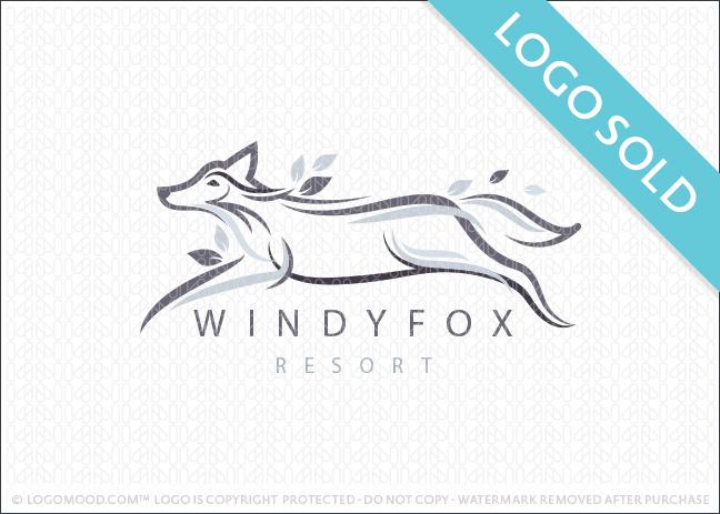 Windy Fox Logo Sold