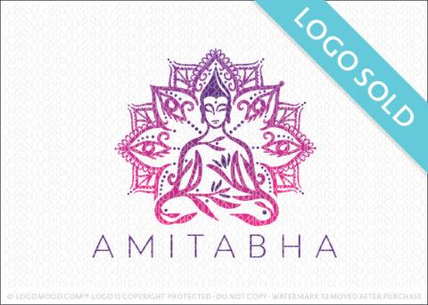 Mandala buddha Logo Sold
